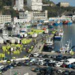 Preocupa en Ondarroa el acceso de tres barcos y la operativa de descarga en el Reino Unido