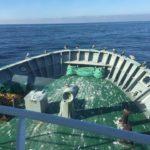 El Centro de Seguimiento de Pesca registra 17,5 millones de posiciones