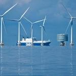 La capacidad eólica marina europea creció un 18 % el año pasado