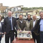 Getaria centraliza los más importantes desembarcos de anchoa