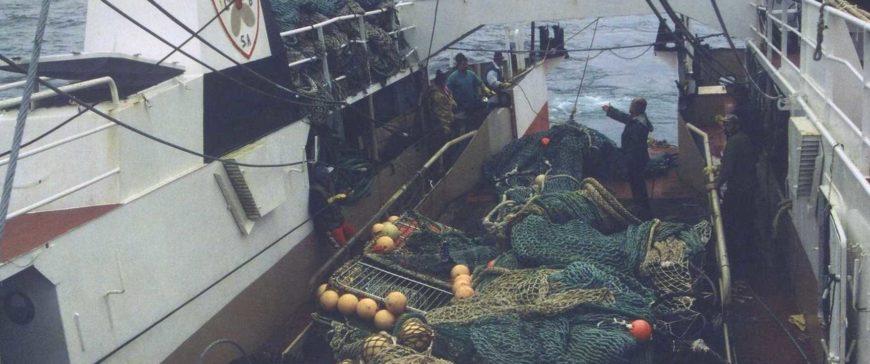 Alrededor del 20% de las capturas europeas se realizan fuera de sus aguas