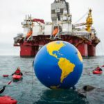 La Guardia Costera Noruega interviene en una acción de Greenpeace contra Statoil