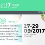 AZTI organiza el gran congreso de la revolución alimentaria