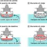El Convenio Internacional sobre Aguas de Lastre entra en vigor
