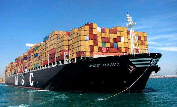 Pedidos de construcci n de portacontenedores revitalizan a los astilleros europa azul - Contenedores de barco ...