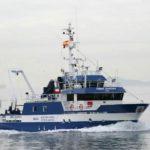 El buque Emma Bardán acomete la campaña de estudio de anchoa juvenil