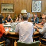 La ministra Tejerina se reúne con todas las fuerzas ecologistas