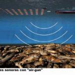 La pesca quiere convivir con la extracción de petróleo y la minería