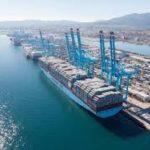 Los puertos españoles movieron 255,1 millones de toneladas de mercancías