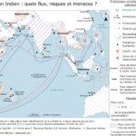El Océano Indico, clave en los flujos marítimos globales