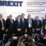 El  Brexit afectará a 100 pesquerías compartidas con el Reino Unido
