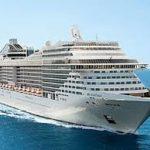 El movimiento de pasajeros de cruceros sube un 5 por ciento en España