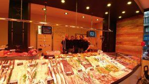 Mercados de pescado