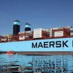 La mayor compañía de transporte marítimo abandona lentamente los combustibles fósiles