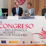 La red de mujeres en la pesca celebra su congreso en Valencia