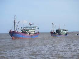 Pesca Ilegal de Vietnam