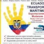 Ecuador emitió 42 millones de dólares en seguros marítimos