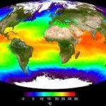 La temperatura de los océanos no se habría movido en 100 millones de años