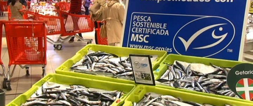 Eroski avanza en su compromiso con la pesca sostenible