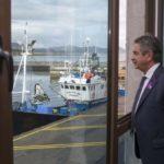 Colindres estrena nueva lonja pesquera