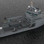 Seaplace diseña un buque rescatador de submarinos