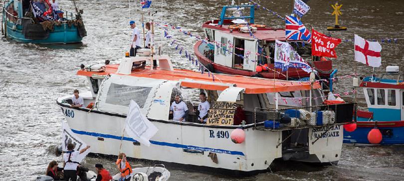 La Comisión difunde las repercusiones que tendrá Gran Bretaña como tercer país