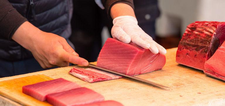 Alertan del mal estado del atún rojo en el Pacífico occidental asiático
