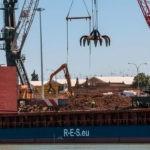 El comercio mundial de carbón marítimo aumentó un 1,5 %