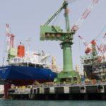La construcción naval japonesa une el conjunto de sus astilleros