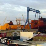 Una empresa lusa trata de reflotar Astilleros de Huelva