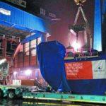Los astilleros vascos finalizaron el pasado año con un total de 12 unidades en construcción