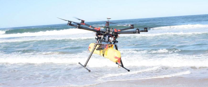 El atún se capturará con drones