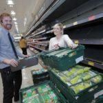 Supermercados del Reino Unido reducirán los desperdicios de alimentos un 20%