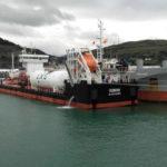 Los puertos vascos los más adelantados en el suministro de GNL