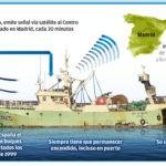 Reguladas las modificaciones del  sistema de localización de buques españoles vía satélite