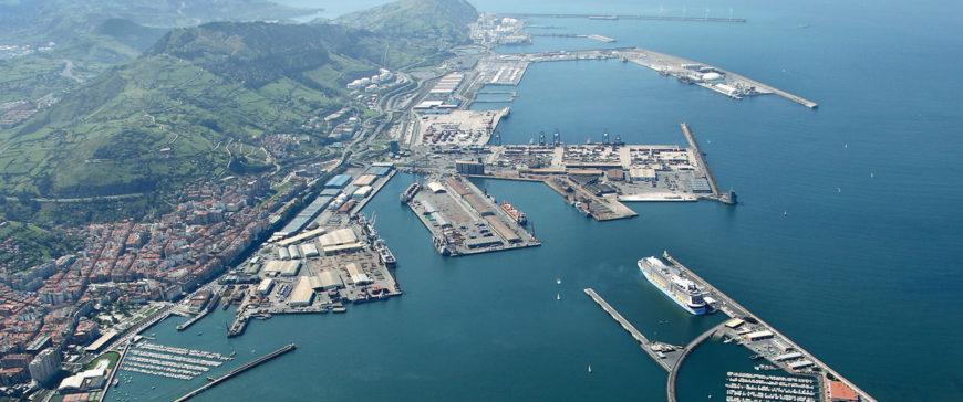 El tráfico de mercancías en el puerto de Bilbao sube un 11 por ciento