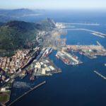 El tráfico de mercancias en el puerto de Bilbao crecieron en un 4 por ciento