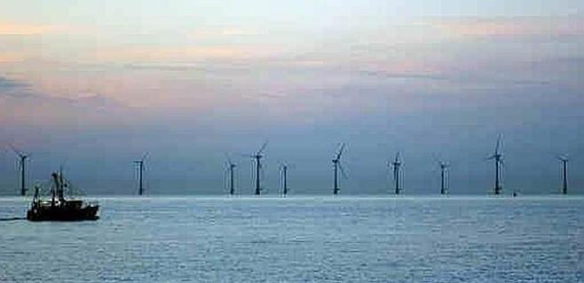La India se lanza al desarrollo de la energía eólica marina