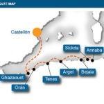 Argelia pone una tasa del 19% de IVA a operaciones de los buques