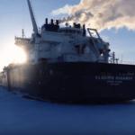 Buque rompehielos ruso realiza primera carga de GNL
