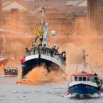 La pesca artesanal británica siente que va a ser sacrificada por el Brexit