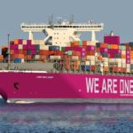 Tres navieras japonesas fundan One, sexto operador mundial