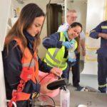 Un estudio chileno reduce el riesgo de patógenos a través del agua de lastre