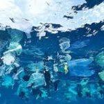 La cantidad de plástico que invade el Pacífico ocupa tres veces la superficie francesa