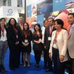 Empresas chilenas realizan importantes contactos en la Seafood
