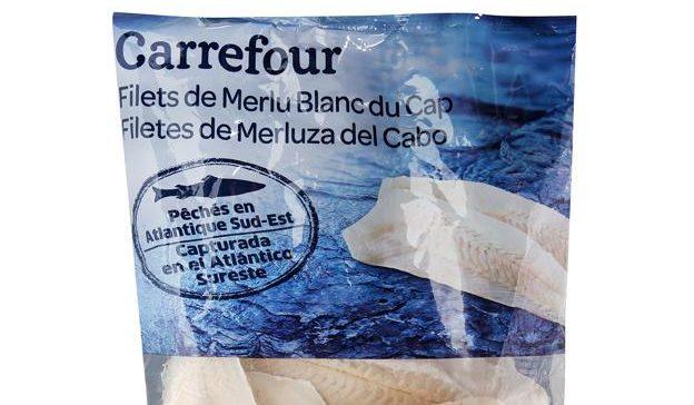 El OCU publica un análisis de las mejores cinco marcas de filete de merluza congelada