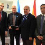 La empresa Gabadi anuncia un contrato de 34 millones con un astillero chino