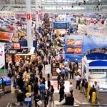 Empresas españolas promocionan sus productos en la feria Seafood
