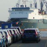 El Consejo aprueba las formalidades con la escala de un barco en puerto