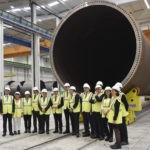 Haizea Wind pone a Euskadi en la élite de fabricación de torres eólicas